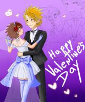 HAPPY SAN VALENTINES DAY by lyofar