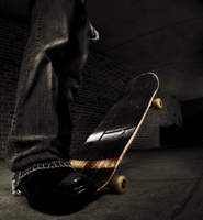 Skater 2 by SeanJPhoto