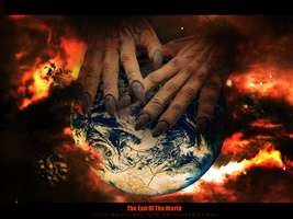 The End Of The World by rockrider-GFX