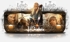 Lord of the Rings Signature [Request] by Nirrro