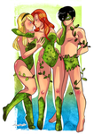 Poison Ivy  newest prizes by Pronon1990