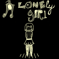 A Lonely Girl by Meertogh