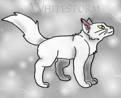 Whitestorm by SuperSonicFireDragon