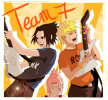 Team 7: Oh boys .... by Celious