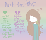 Meet The Artist 2.0 by IneBot