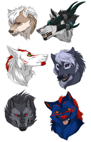 Sketchy Headshot Requests by xKoday