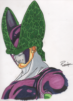 perfect cell by syc0ticsART