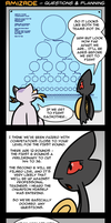Amizade 33 - Questions and Planning by Thalateya