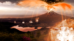 The Pheonix of Earth (Wallpaper) by Hardii