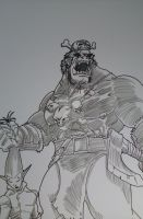 ORC!!! by Kalibash