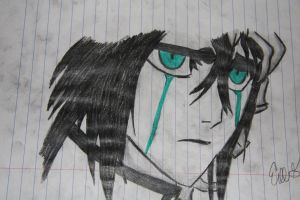 ulquiorra by eve12no2name