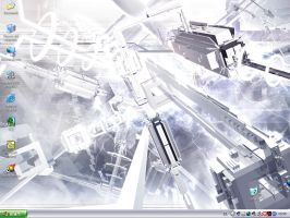 Anere's desktop by Anere