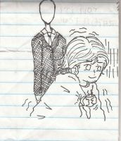 Slender And Pewds by PPPresents