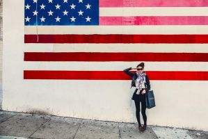 American Girl by augustmobius