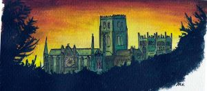Durham Cathedral by Jennynot