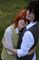 Young Sarumi Shoot - XLIII by the-xiii-hour
