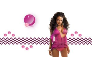 Christina Milian by Whitalishis