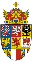Kingdom of Bohemia CoA by FollowByWhiteRabbit