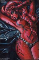 DARTH TALON - Client Commission by The-Art-of-Ravenwolf