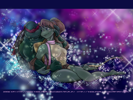 TMNT WP Across the Universe by theblindalley