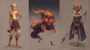 Aladdin Redesigns by Reluin