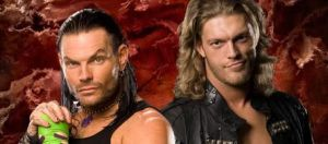 Jeff Hardy and Edge by edge4923