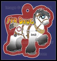 Badge: MLP FyrDawg 2012 by AirRaiser