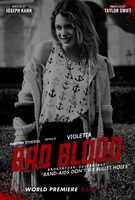 Bad Blood Martina Stoessel Album Cover by BayanAwassy
