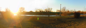 Lake Panorama 360 Degrees by Turion91