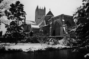 Gothic Winter by EarthHart