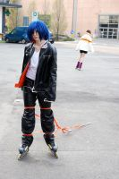 Air Gear cosplay by Sandman-AC
