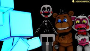 [SFM FNaF] A Helping Hand by AwesomeSuperSonic