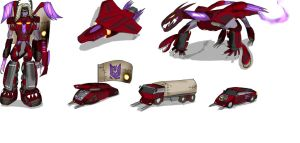 Transformers: Recoded-Megatron by Skylight22