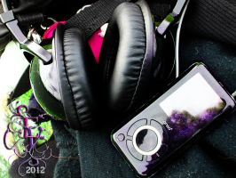 Music on the go by EpiXVisiOnZ