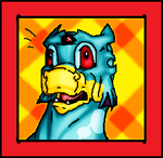 My YouTube Icon by TheDragonInTheCenter