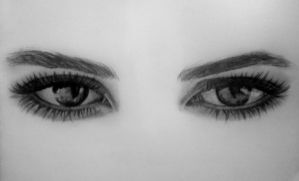 Emma's eyes by acjub