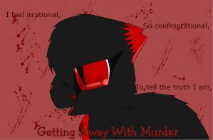 Getting Away With Murder by KyuubiRawrz
