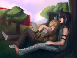 The Academy - Rest by Aaraujo