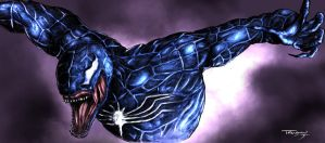 Venom by Jeff by Arukun14