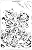 Exiles annual by TomRaney