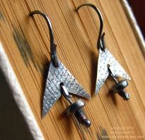 Tools of the Trade - Industrial Earrings by indyspireArt