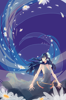 FE:A Lucina by onedayfour