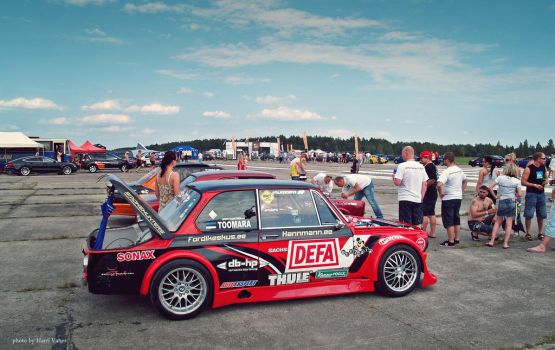 Drift BMW 2002 by ShadowPhotography