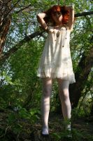 Alicia with Trees 4 by AnyasPhotography