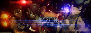 High School Of The Dead Cover by zFlashyStyle