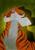 Shere Khan by DavidGFerrero
