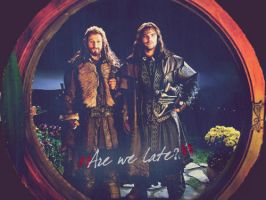 Fili and Kili by stuff-I-do