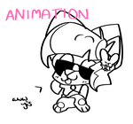 animation in desc! actual final foxfan dta entry! by tabbytigers
