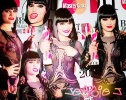 Jessie J Blend by nataschamyeditions