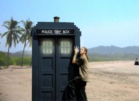 Me and my TARDIS by Thwan-Condu